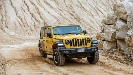 Jeep OFF ROAD Magazine Awards 2019