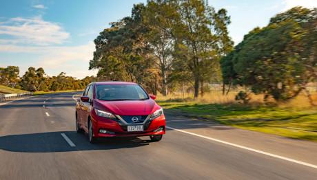 Νέο Nissan LEAF πωλήσεις Αυστραλία