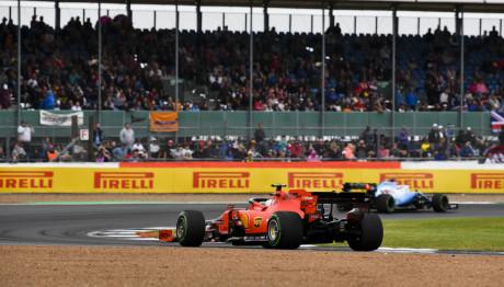 Αγωνιστικό της Formula 1