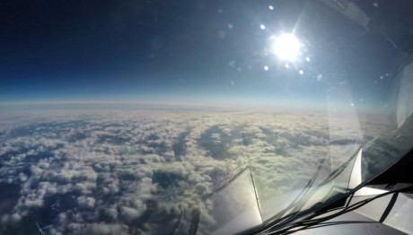 ουρανός αεροπλάνο