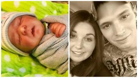 το μωρό και οι γονείς