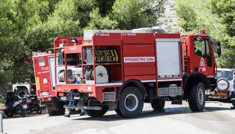 πυροσβεστικο οχημα