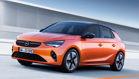 Νέο Opel Corsa Κινητήρες