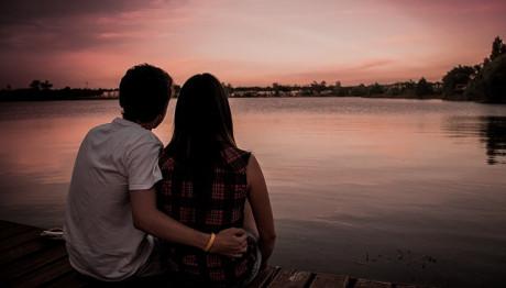 Ερωτευμένο ζευγάρι