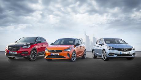 Πρεμιέρες Opel  Σαλόνι Αυτοκινήτου Φρανκφούρτης