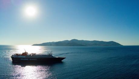 Καράβι στο Αιγαίο