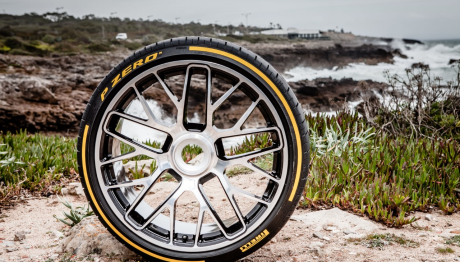 Pirelli P Zero test περιοδικό Evo