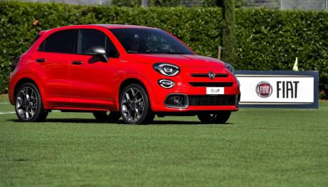 Fiat 500X Sport Κινητήρες Ελλάδα