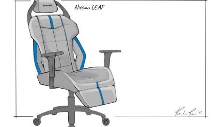 Nissan καρέκλες video games