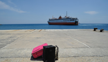 λιμάνι Σίκινος
