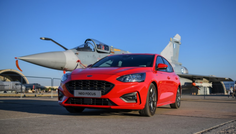 Ford Athens Flying Week 2019