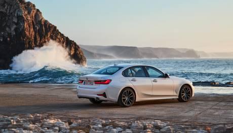 Νέα BMW Σειρά 3 Διακρίσεις