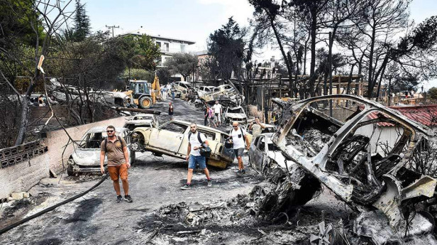 «Βόμβες» σαν το Μάτι σε όλη την Ελλάδα