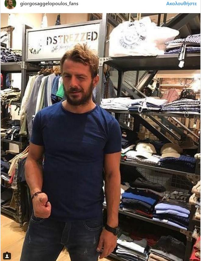 c2aa76875a67 O Ντάνος δοκιμάζει ρούχα και οι πωλήτριες παραμιλούν