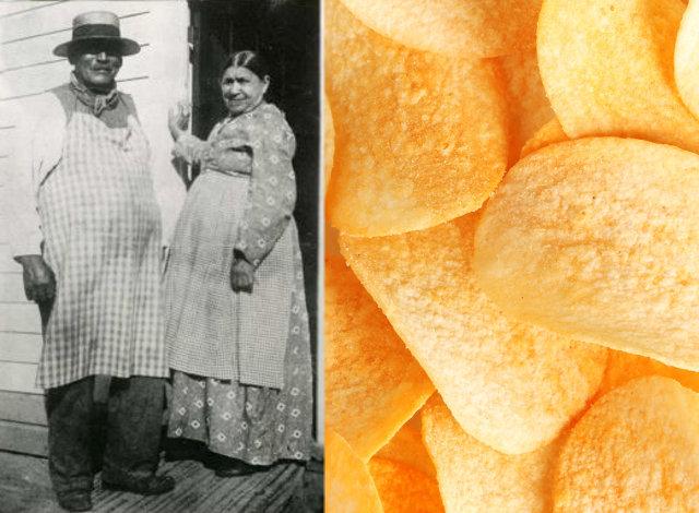 Αποτέλεσμα εικόνας για Τζορτζ Κραμ – Τα πατατάκια
