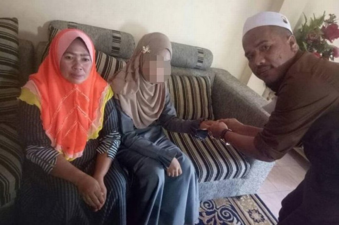 Μαλαισία γάμος2