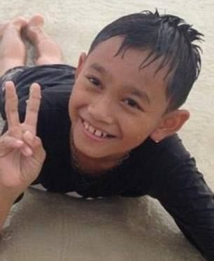 Ο 14χρονος Ναταγούτ «Τλε» Τακαμσάι