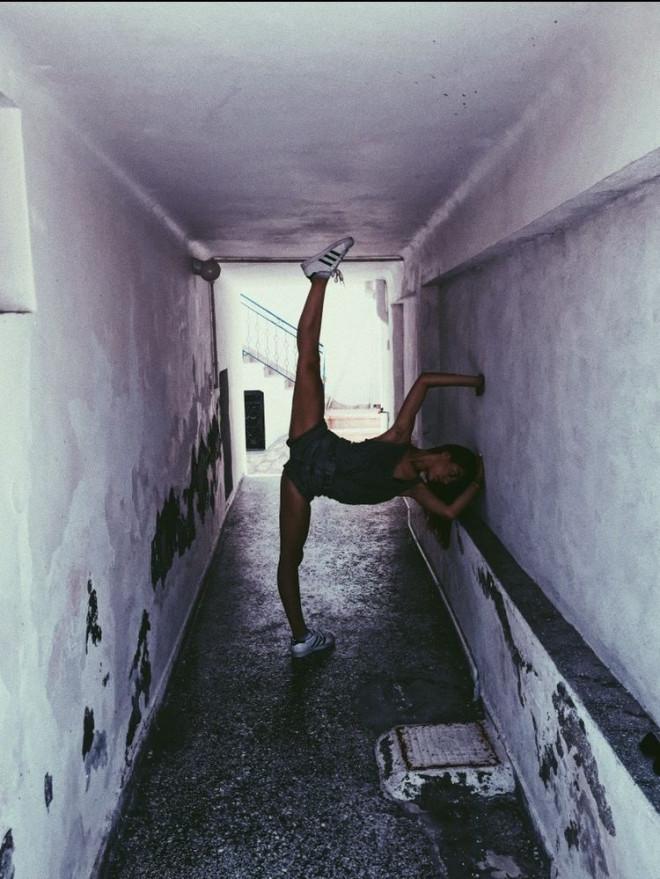 Ο χορός είναι πρωταγωνιστής στη ζωή της