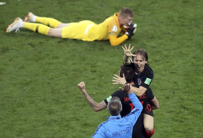 Ιστορική πρόκριση της Κροατίας στον τελικό του Μουντιάλ