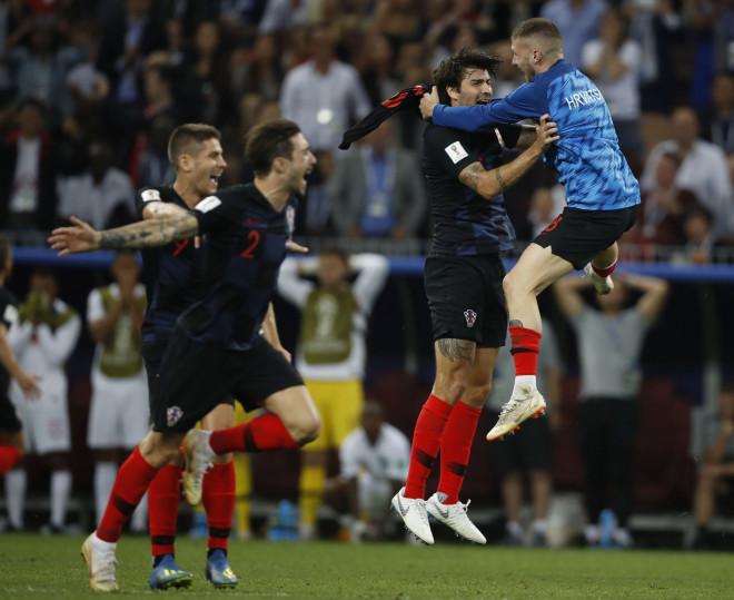 Η Κροατία πέρασε στον τελικό του Μουντιάλ
