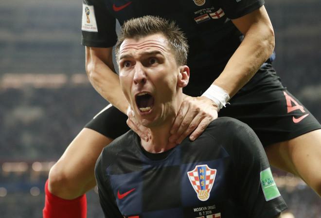 Ο Μάντζουκιτς σφράγισε τη νίκη της Κροατίας επί της Αγγλίας