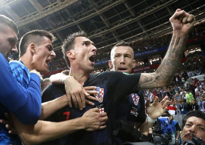 Η Κροατία θα αναμετρηθεί με τη Γαλλία στον τελικό