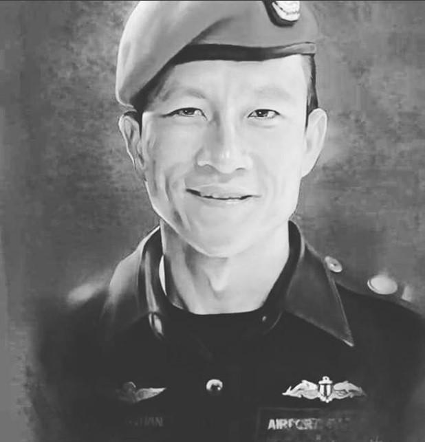 Ταϊλάνδη ήρωας δύτης