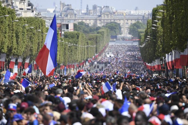 Παρίσι τρικολόρ