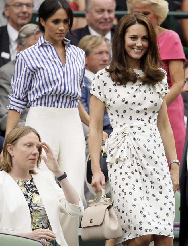 Η Kate Middleton με τη Sicily τσάντα των Dolce & Gabbana