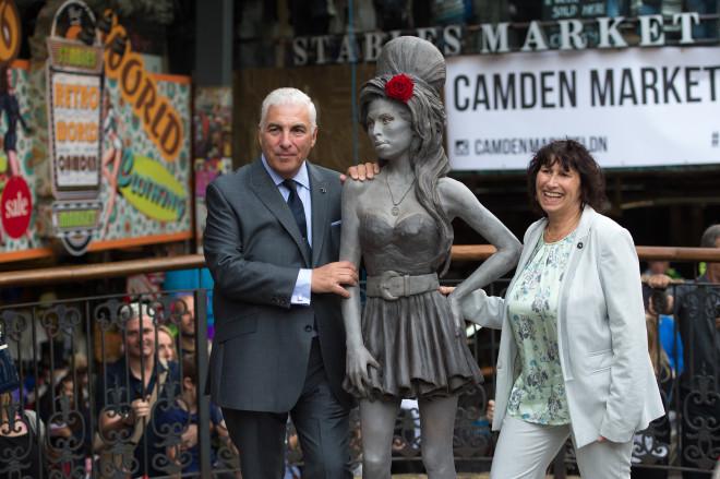 Γονείς Amy Winehouse