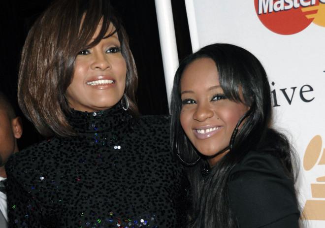 Whitney Houston Bobbi Kristina