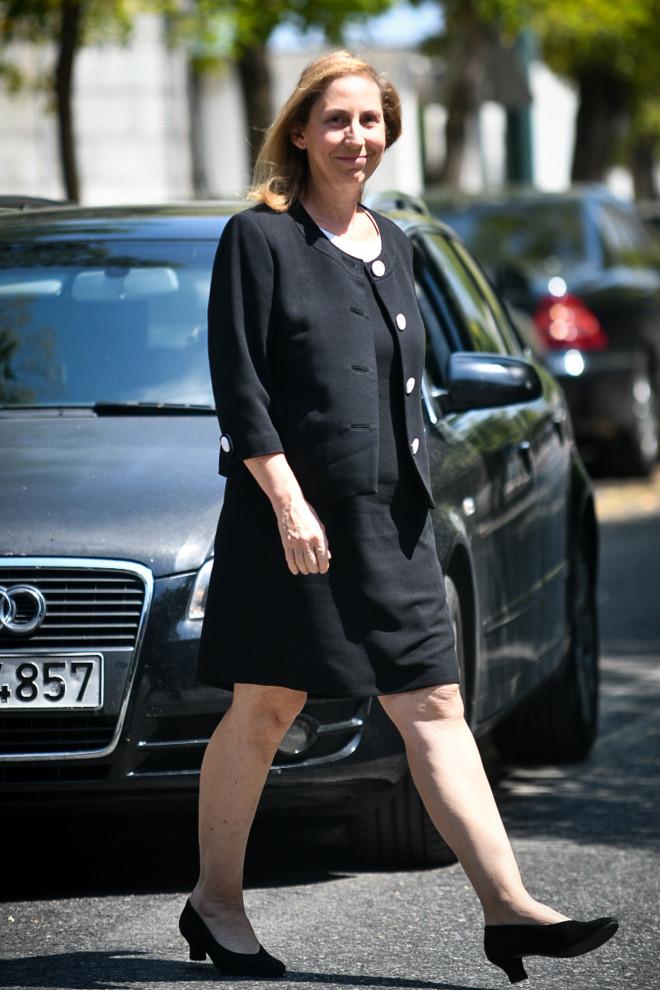 Μαριλίζα Ξενογιαννακοπούλου, Υπουργός Διοικητικής Ανασυγκρότησης