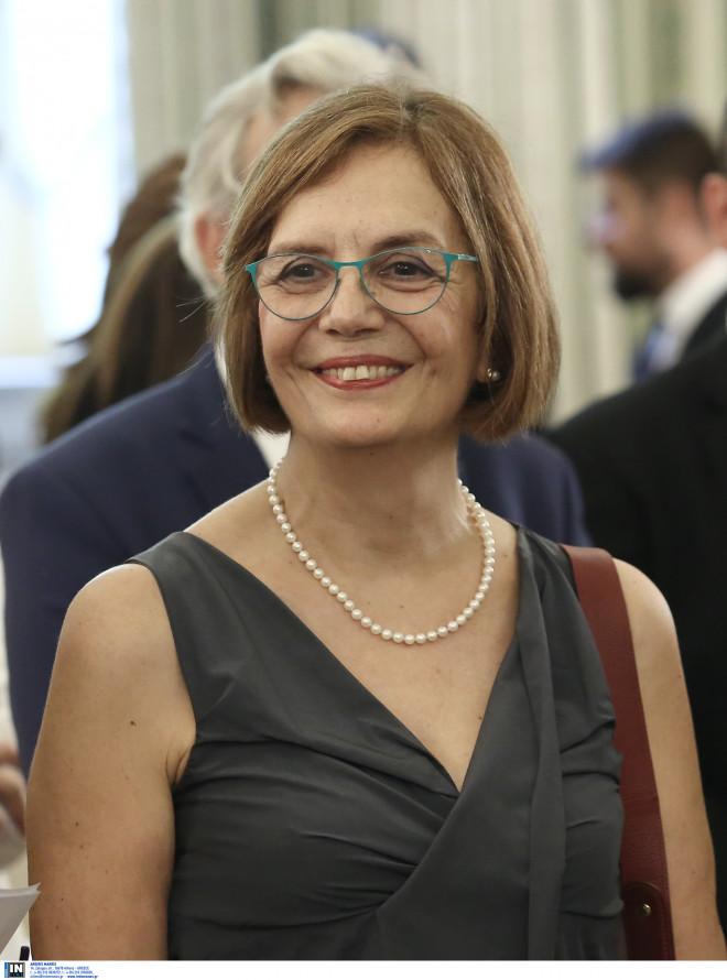 Μυρσίνη Ζορμπά (υπουργός Πολιτισμού)