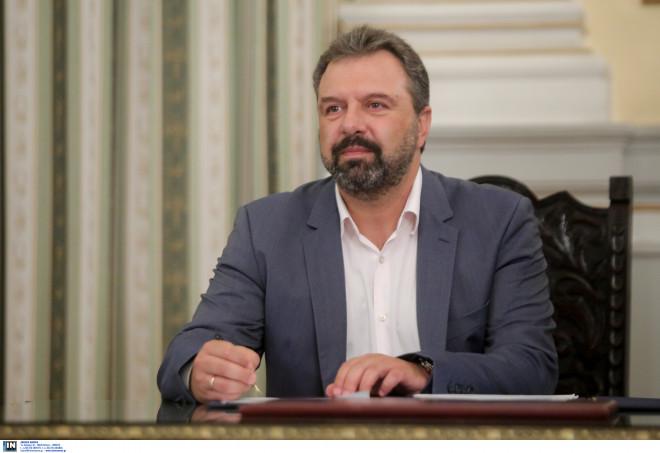 Σταύρος Αραχωβίτης (υπουργός Αγροτικής Ανάπτυξης)