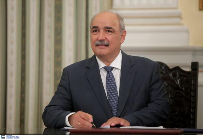 Μάρκος Μπόλαρης (υφυπουργός Εξωτερικών για θέματα Θρησκευμάτων)