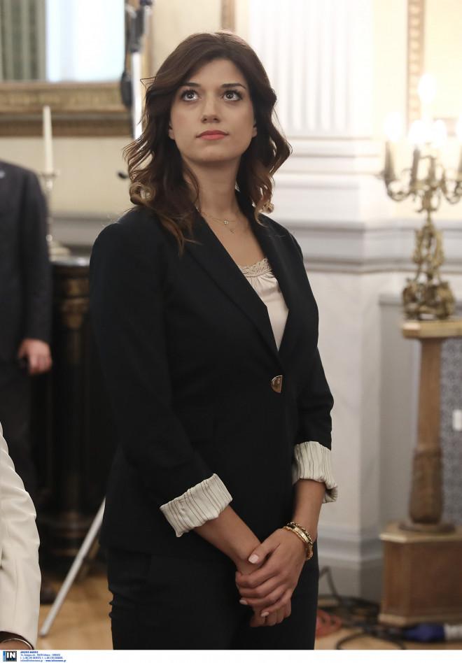 Κατερίνα Νοτοπούλου (υφυπουργός Μακεδονίας-Θράκης)