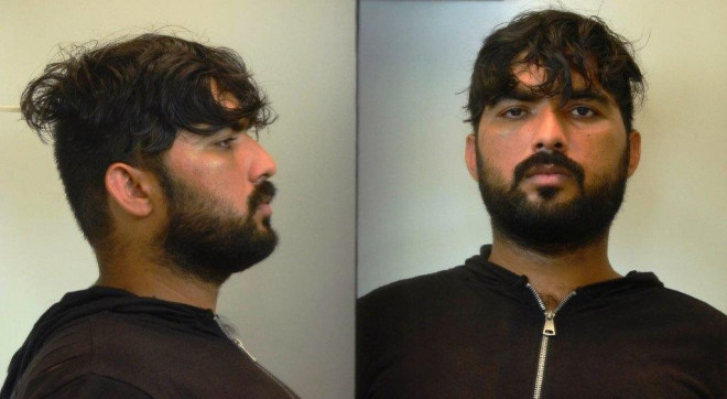 Ο κατηγορούμενος QADEER ή AHMED AHMAD για το έγκλημα στου Φιλοπάππου