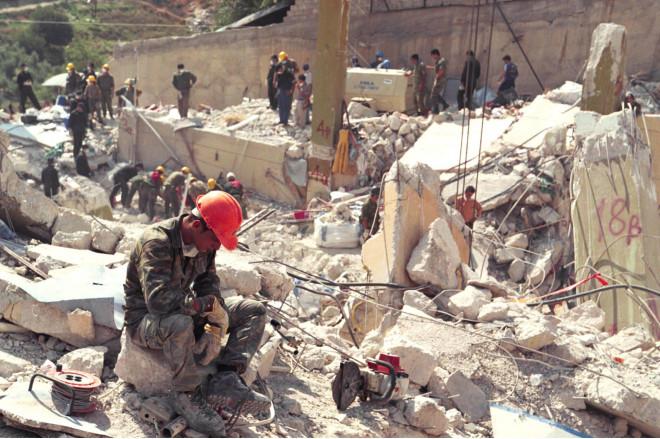 Σεισμός 1999 ρικομεξ 1