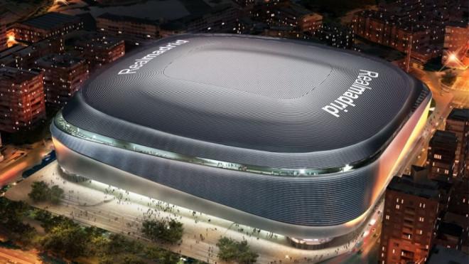 Το νέο στάδιο που θέλει να φτιάξει η Ρέαλ Μαδρίτης