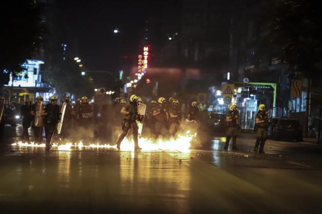 Πορεία Φύσσας Θεσσαλονίκη