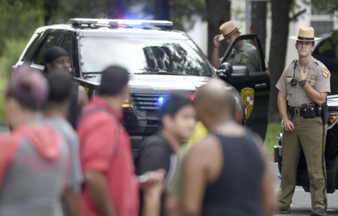Πυροβολισμοί Μέριλαντ νεκροί