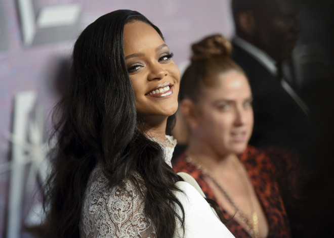 Rihanna πρέσβειρα Μπαρμπέιντος