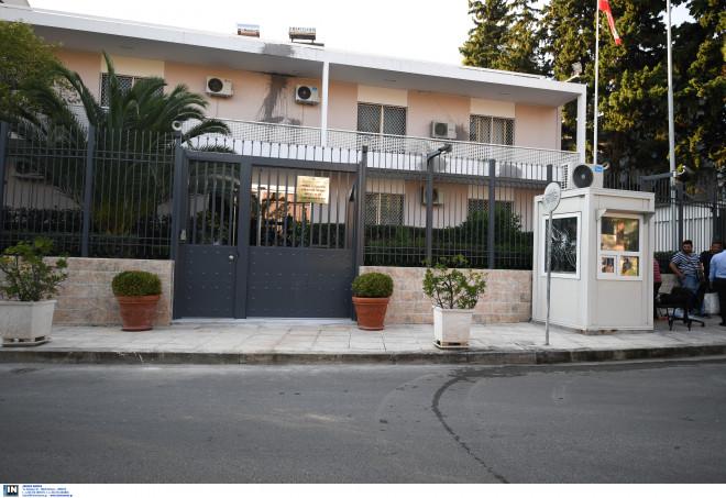 Πρεσβεία Ιράν