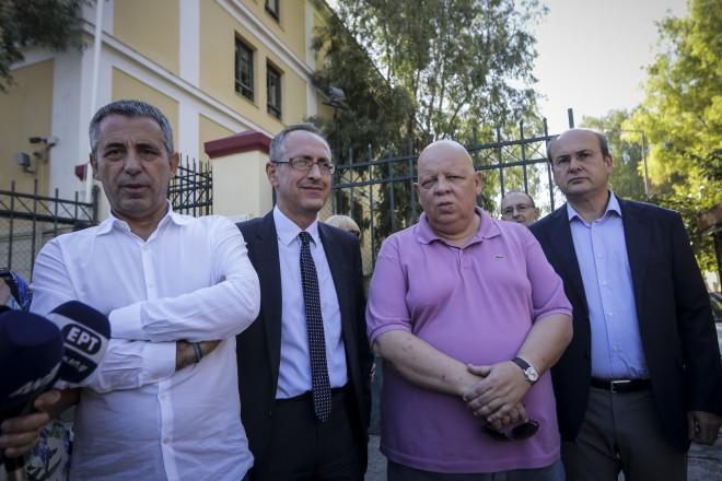 Δημοσιογράφοι Καμμένος εισαγγελέα