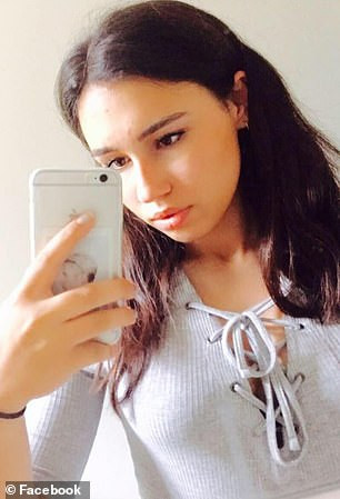 Η 15χρονηNatasha Ednan-Laperouse