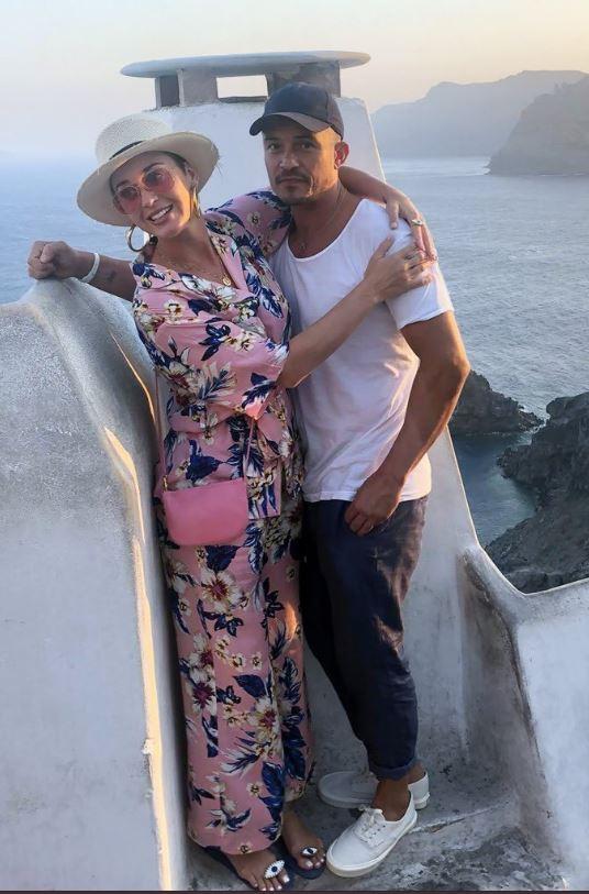 Ερωτευμένοι ξανά Perry και Bloom: Το ταξίδι στην Ελλάδα