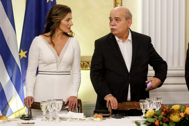 Μπαζιάνα και Βούτσης στο Προεδρικό
