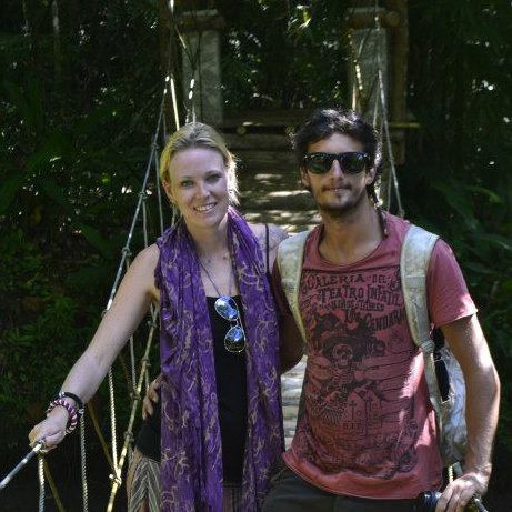 O Mark Sutton με την επί 9 χρόνια σύντροφό του