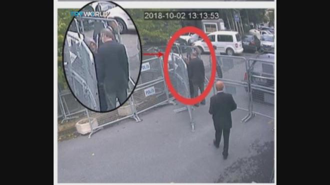 Τζαμάλ Κασόγκι δολοφονία