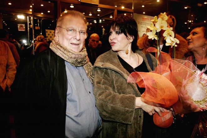 Μάρθα Καραγιάννη και ο Κώστας Βουτσάς